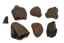Fragments d'obsidienne (7)