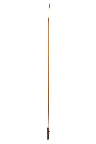 Flèche à pointe d'os