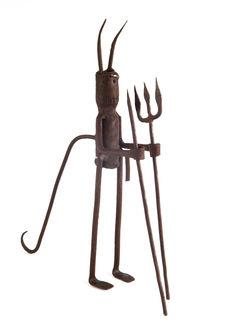 Figurine de diable (candomblé)