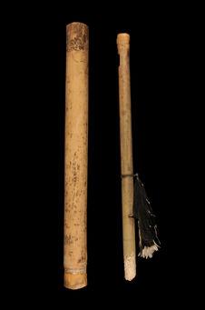 Trompe latérale (perce cylindrique)