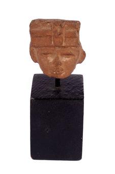 Tête humaine (fragment)