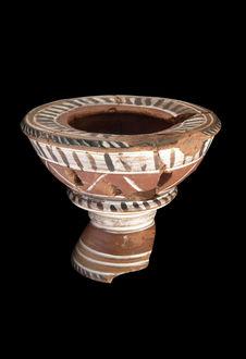 Couvercle de poterie