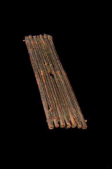 Cithare-radeau