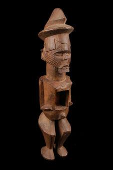 Statuette masculine