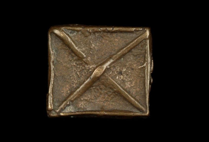 Poids à peser l'or (géométrique)