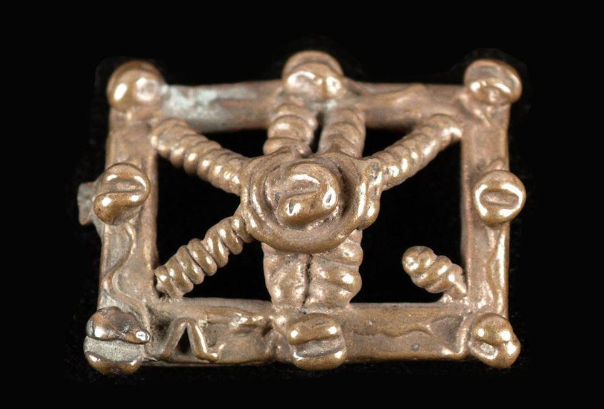 Poids à peser l'or (figuratif)