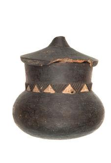 Pot avec couvercle