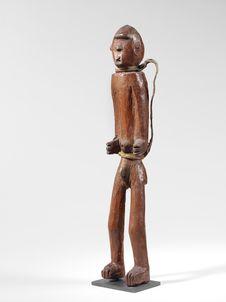 Statue-amulette