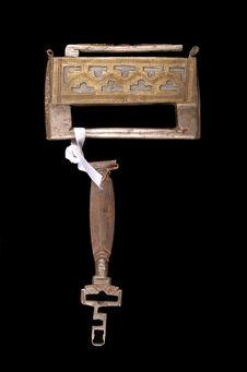 Cadenas et clef
