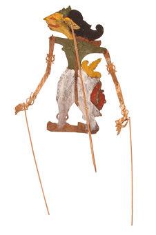 Figure d'ombres : prince Raden Ka Indra