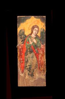 Peinture - Archange