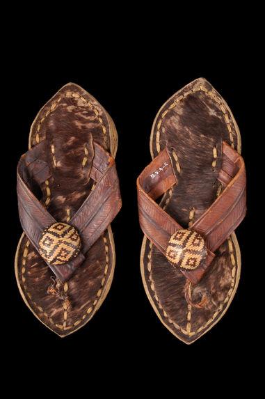 Paire de sandales