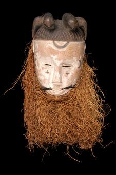 Masque anthropomorphe