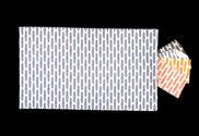 Echantillons de tissu d'importation