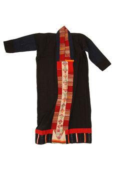 Costume de femme : tunique