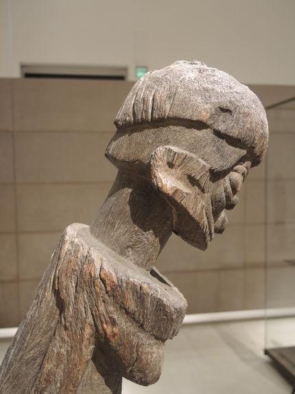 Statue hermaphrodite
