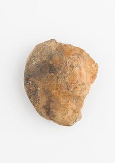 Couvercle de poterie (fragments)