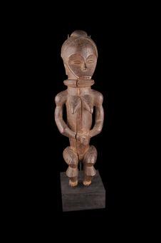 Statuette gardien de reliquaire
