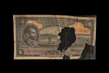 Billet de un dollar éthiopien