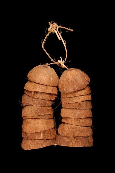 Demi-noix de coco