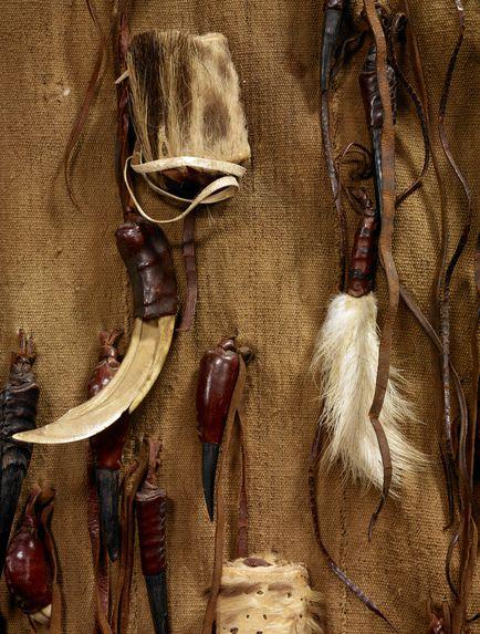 Tunique talismanique de chasseur