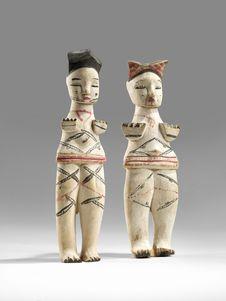 Statuettes anthropomorphes