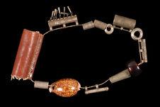 Collier d'amulettes