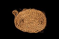Rouleau de corde