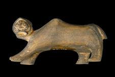 Figurine représentant un quadrupède