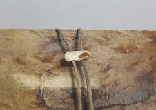 Elément de kayak équipé : ivoire de courroie