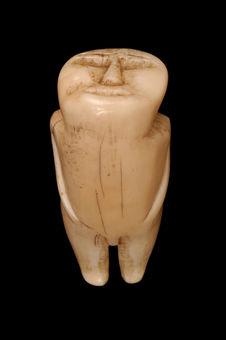 Figurine représentant un homme