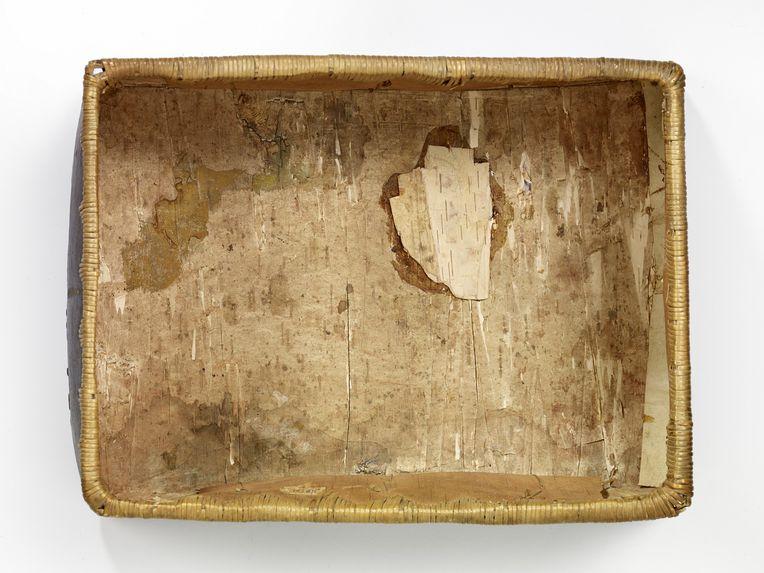 Boîte rectangulaire avec couvercle