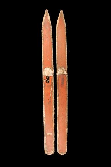Paire de skis