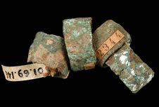 Petits rubans de bronze