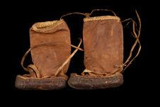 Paire de bottes (modèle)