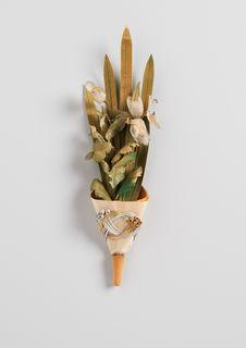 Bouquet d'iris en papier