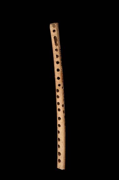 Flûte à bloc initial