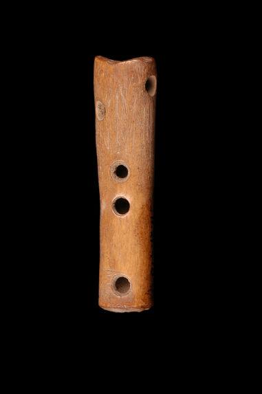 Flûte terminale à encoche