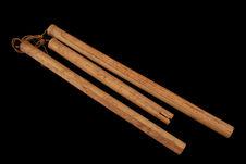 Bambous frappés
