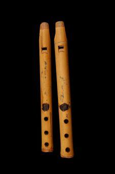 Flûtes à bec (paire)