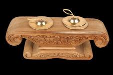 Deux paires de cymbales