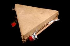 Tambour sur cadre triangulaire