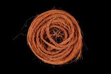 Echantillon de corde