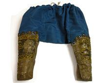 Costume de fillette juive : pantalon