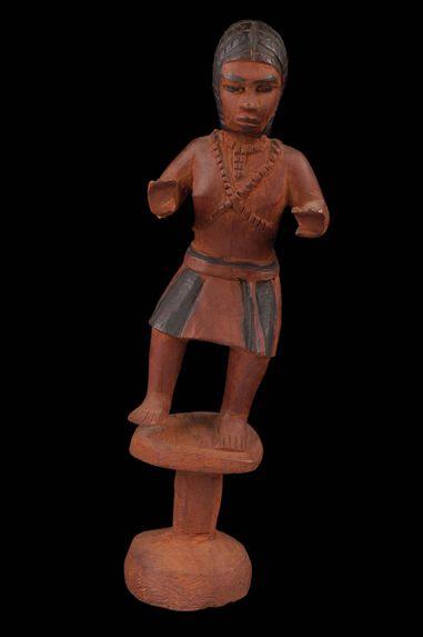 Statuette anthropomoprhe