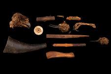 Eléments pour la fabrication de cornes à talismans