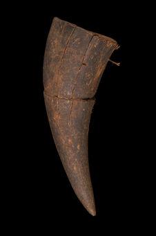 Corne à talisman (ébauche)