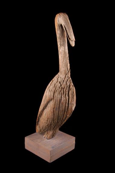 Statuette zoomorphe