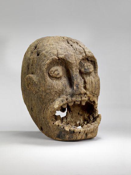 Figuration de crâne