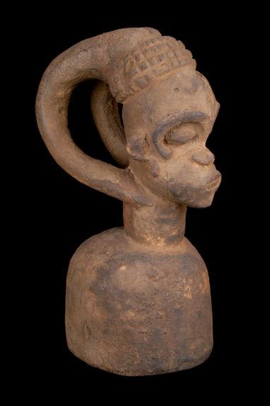 Cimier de danse de la société Ngkpwé